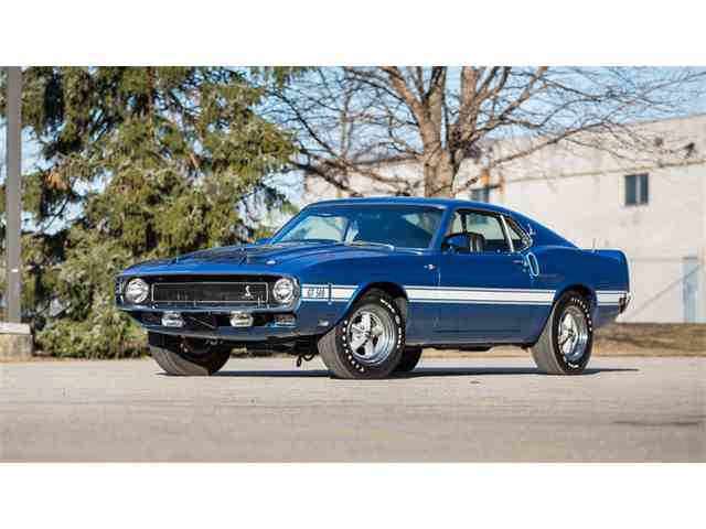 1969 Shelby GT500 | 970263