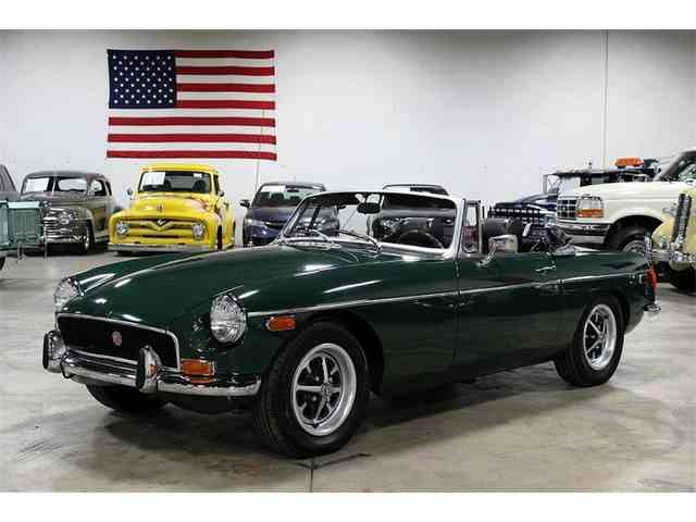 1972 MG MGB | 972635
