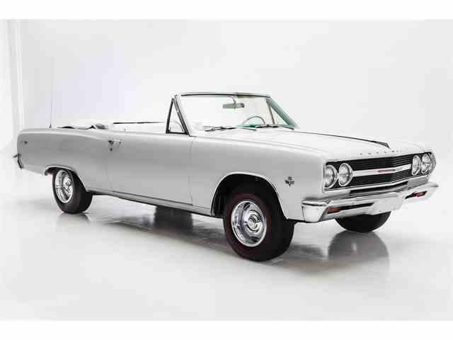 1965 Chevrolet Malibu SS | 972650