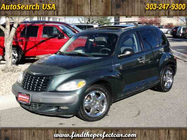 2001 Chrysler PT Cruiser | 972651