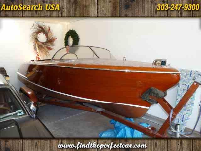 1958 Chris-Craft Capri | 972655