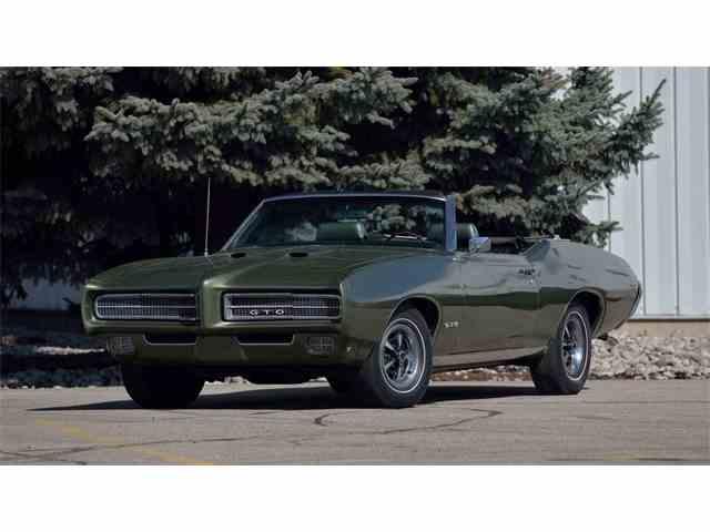 1969 Pontiac GTO | 970266
