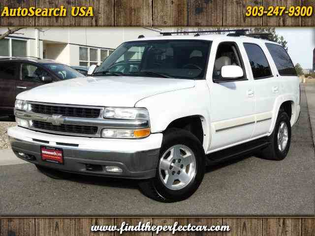 2005 Chevrolet Tahoe   972661