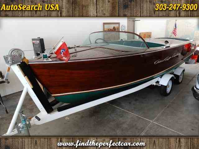 1957 Chris-Craft Cavalier Runabout | 972670