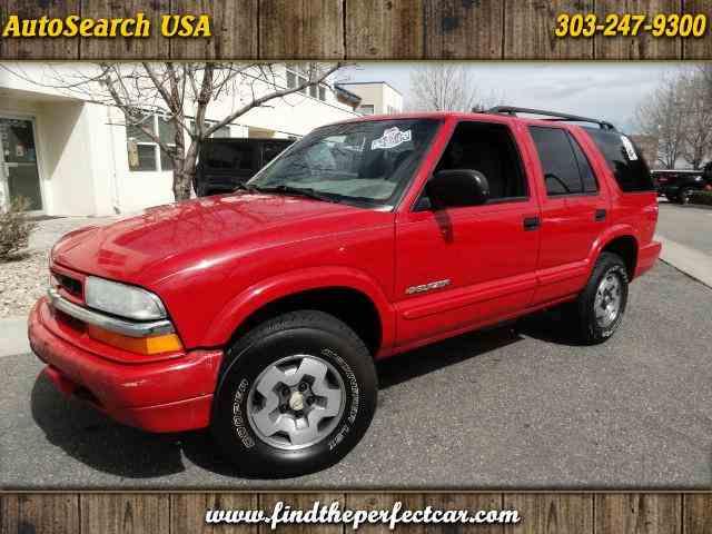 2004 Chevrolet Blazer | 972676