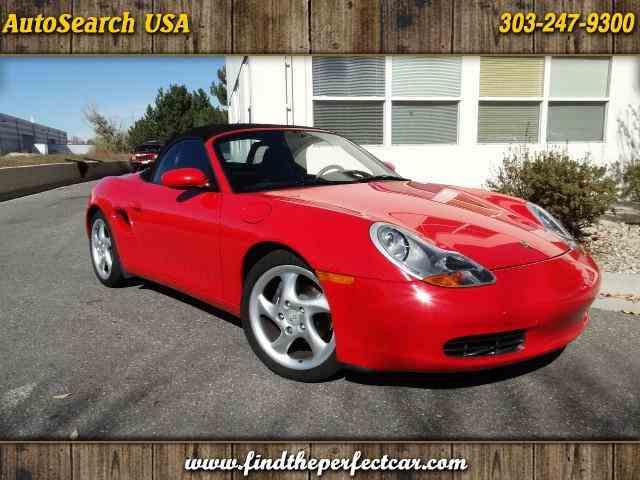 2000 Porsche Boxster | 972680