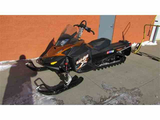 2011 Ski-Doo Summit X 154 800R Power T.E.K. | 972683