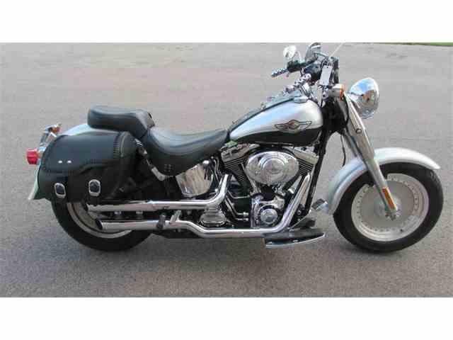 2003 Harley-Davidson FLSTF - Softail Fat Boy | 972685