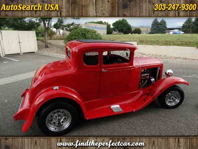 1931 Ford Model A | 972690