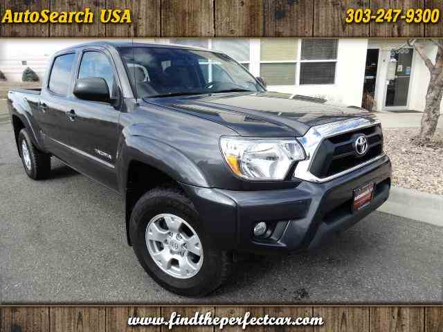 2013 Toyota Tacoma | 972691