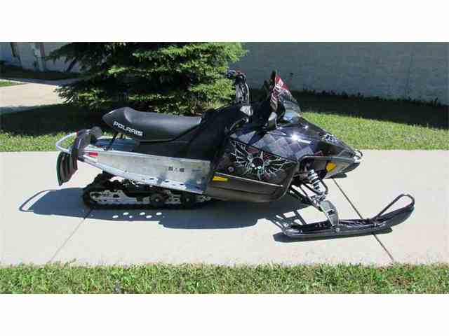 2010 Polaris 600 IQ Shift | 972695