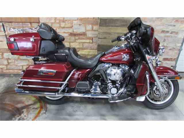 2001 Harley-Davidson FLHTCUI - Ultra Classic Electra Glide | 972696