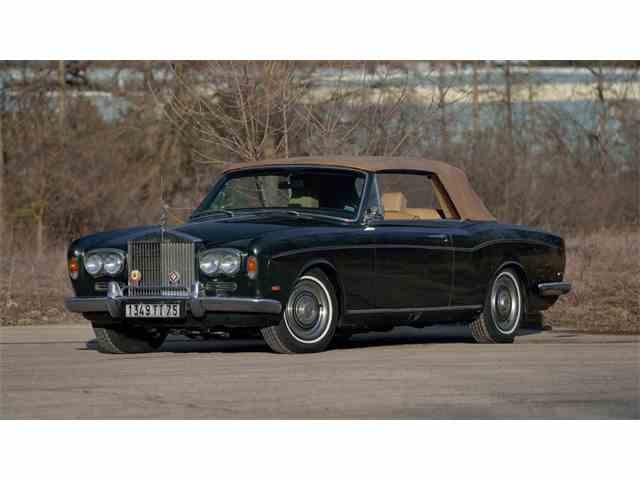 1970 Rolls-Royce Silver Shadow MPW | 970270