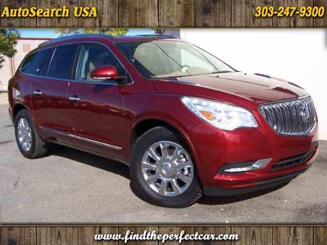 2015 Buick Enclave | 972717