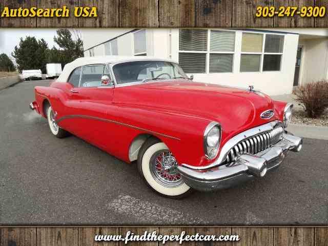 1953 Buick Skylark | 972724