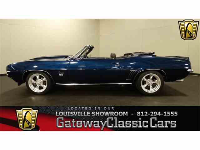 1969 Chevrolet Camaro | 972731