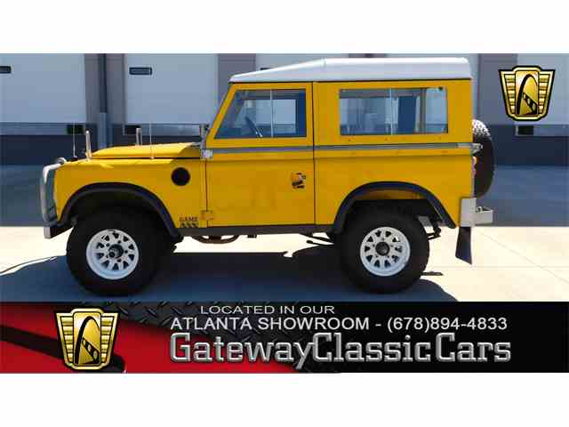 1977 Land Rover Series III | 972733