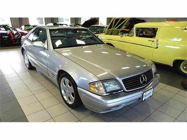 1999 Mercedes-Benz SL500 Convertible | 970275