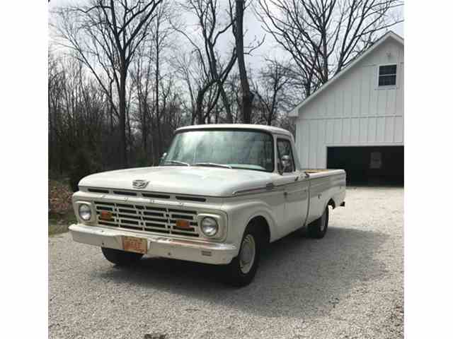 1964 Ford F100 | 972750