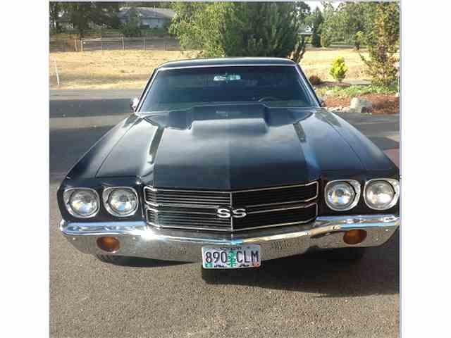 1970 Chevrolet El Camino | 972751