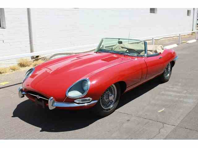 1963 Jaguar XKE | 972753