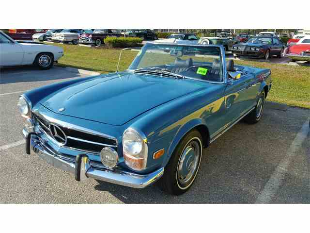 1971 Mercedes-Benz 280SL | 972754