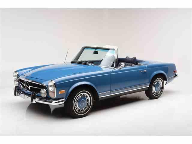 1971 Mercedes-Benz 280SL | 972754