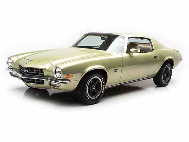 1972 Chevrolet Camaro SS | 972756