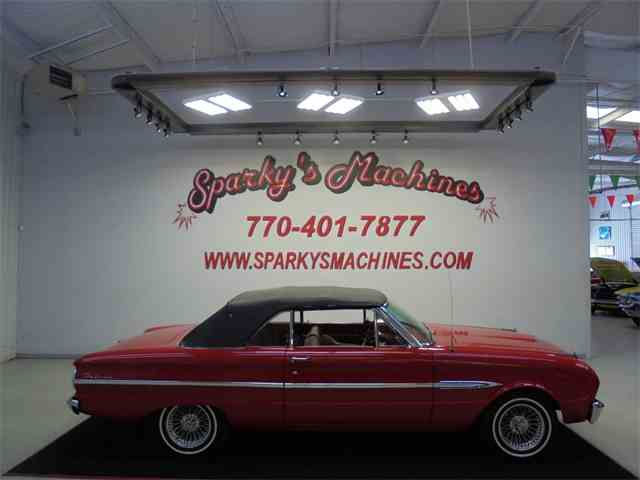 1963 Ford Falcon Futura | 972757