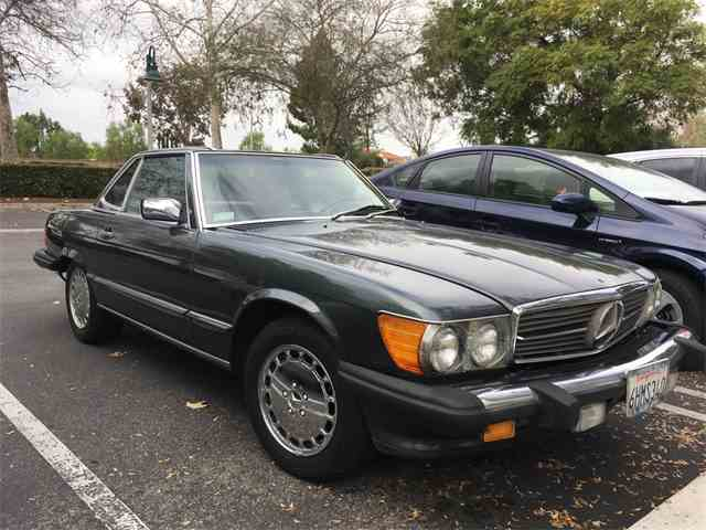 1987 Mercedes-Benz 560SL | 972759