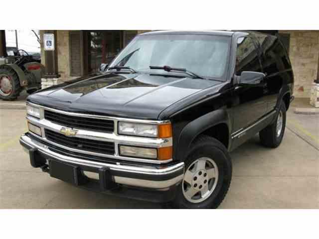 1994 Chevrolet Tahoe | 970277
