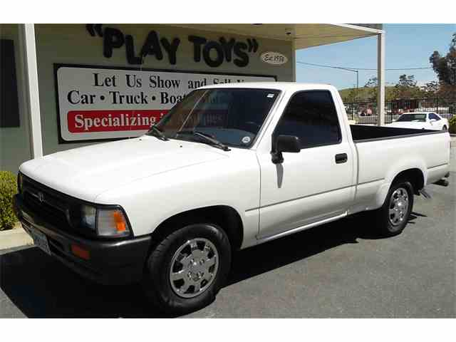 1992 Toyota Shortbed Pick-Up | 972778