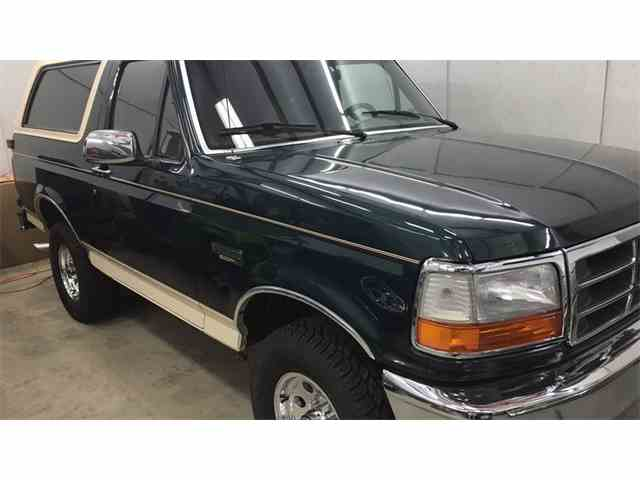 1992 Ford Bronco | 970279