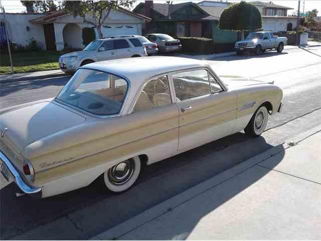 1962 Ford Falcon Futura | 972794