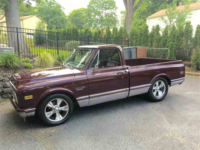 1972 Chevrolet C/K 10 | 972798