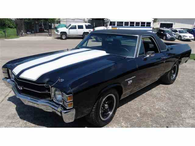1971 Chevrolet El Camino | 970280
