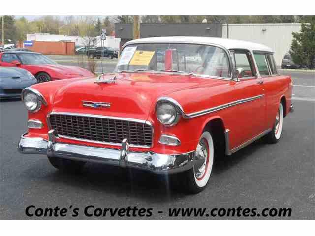 1955 Chevrolet Nomad   972801