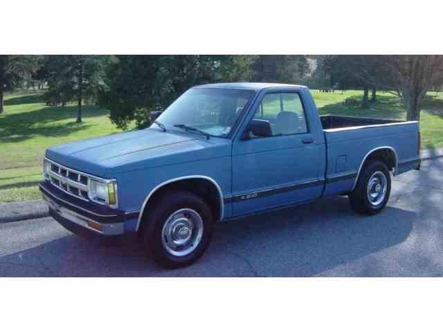 1993 Chevrolet S10 | 972803