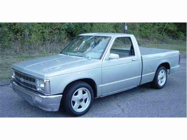 Used Cars Louisville Ky >> Classifieds for Classic Chevrolet S10 - 15 Available