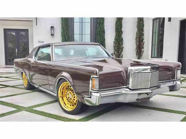 1971 Lincoln Continental | 970281