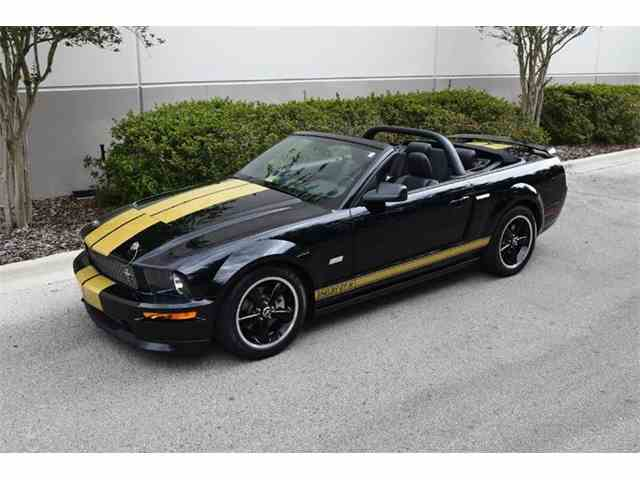 2007 Shelby Mustang GT-H | 972816