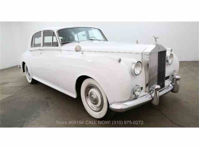 1956 Rolls Royce Silver Cloud I | 972822