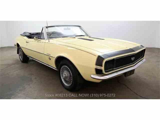 1967 Chevrolet Camaro | 972823