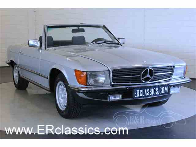1981 Mercedes-Benz 280SL | 972828