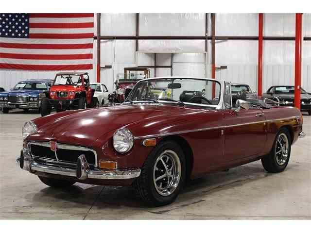1974 MG MGB | 972833
