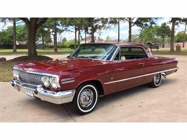 1963 Chevrolet Impala | 970284