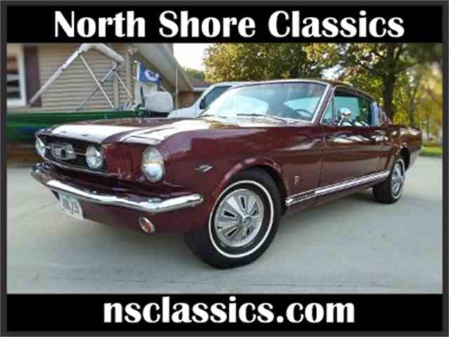 1966 Ford Mustang | 972841