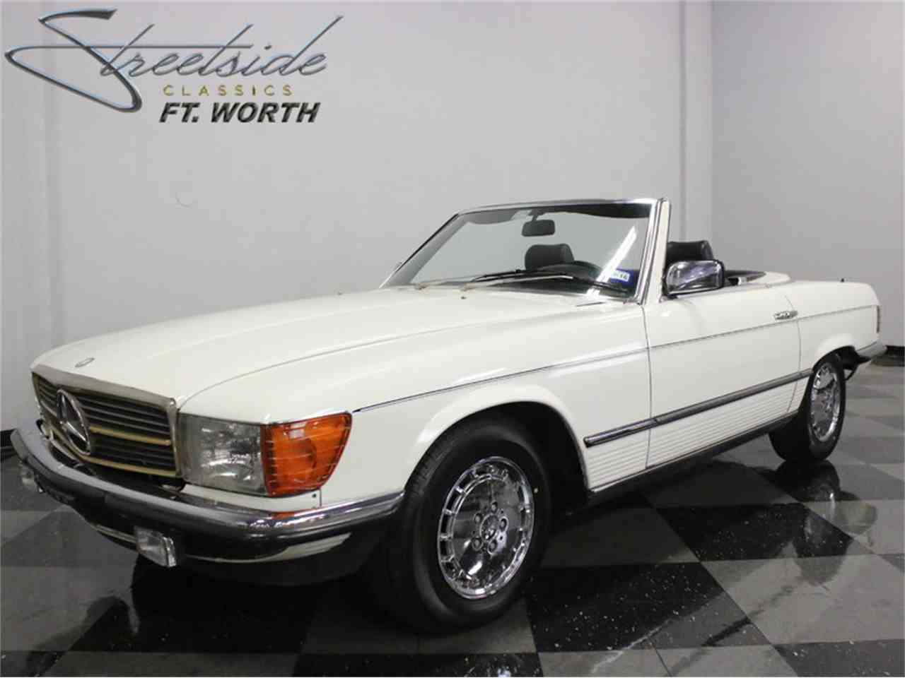 1985 mercedes benz 280sl for sale cc for Mercedes benz ft worth