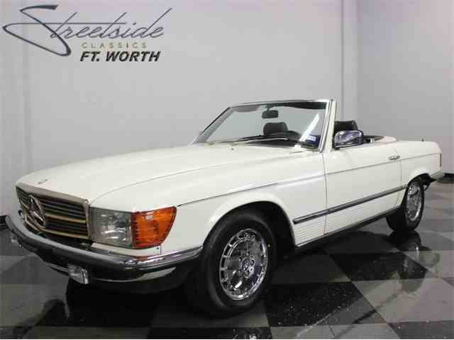 1985 Mercedes-Benz 280SL | 972848
