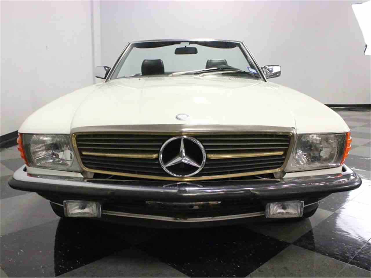 1985 mercedes benz 280sl for sale cc for Mercedes benz 280sl for sale